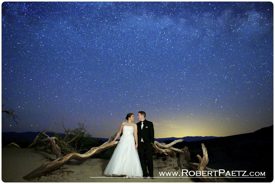 Sarah Jeff Death Valley Astro Wedding Photography Robert Paetz Photography