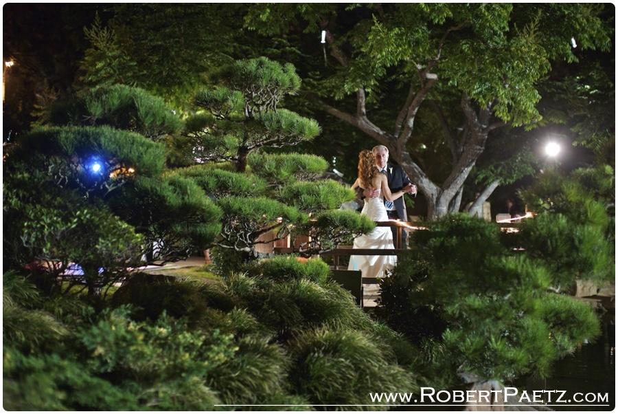 Chris Christina Long Beach Japanese Gardens Robert
