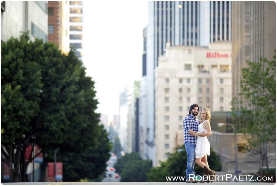Downtown, Los, Angeles, Engagement, Photography, Photographer, Destination