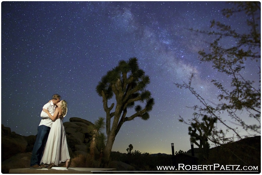Joshua, Tree, Palm, Los, Angeles, California, National, Park, Springs, Engagement, Photography, Astro, Astrophotography, Astroportraits
