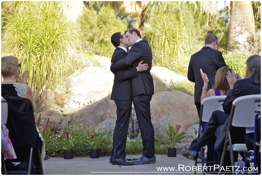 The, Living, Desert, Palm, Springs, Wedding, Photography, Same, Sex, Gay, Photographer