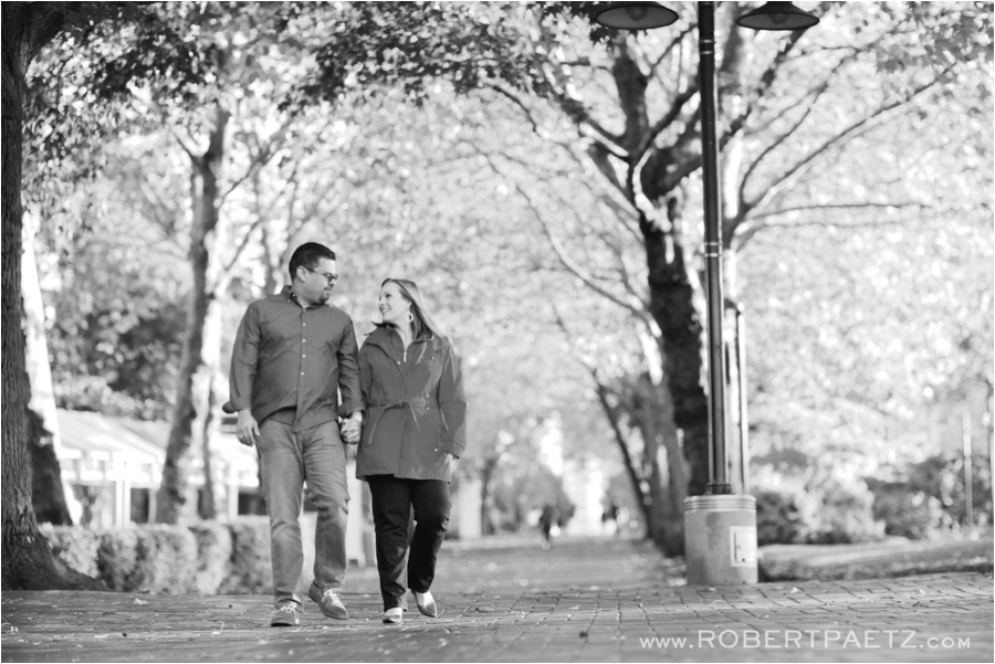 seattle, center, engagement, photographer, photography, fall, autumn
