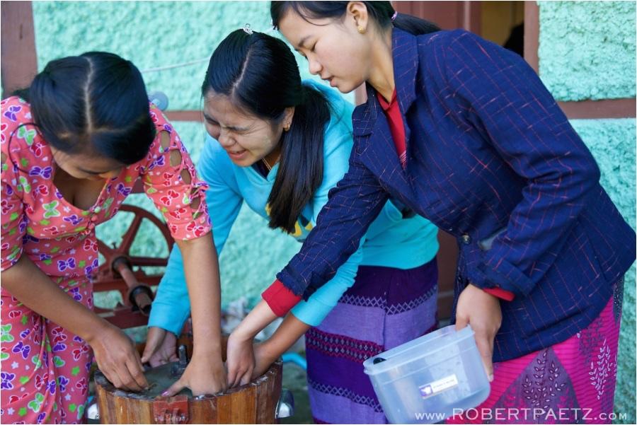 Kalaw, Myanmar, NGO, Whispering, Seed, Organic, Cafe