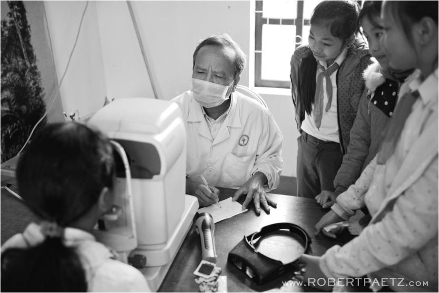 NGO, Photography, Photographer, Vietnam, Gio, Linh, Eye, Care, Glasses, Rural