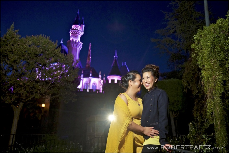 Engagement, Photographer, Photography, Disney, Disneyland, Anaheim, Same, Sex, Gay, Lesbian, orange, county