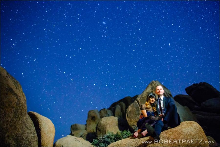 joshua, tree, national, park, astro, astrophotography, portraits, engagement, photography, photographer