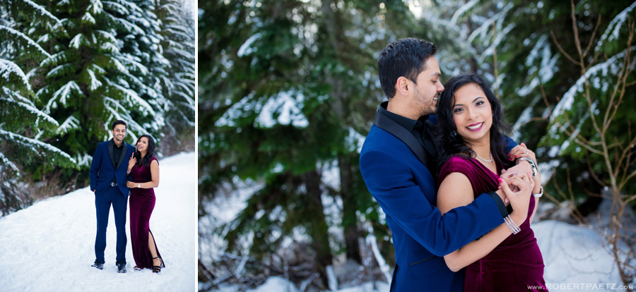 seattle, snow, snoqualmie, pass, pre, wedding, engagement, photography, photographer