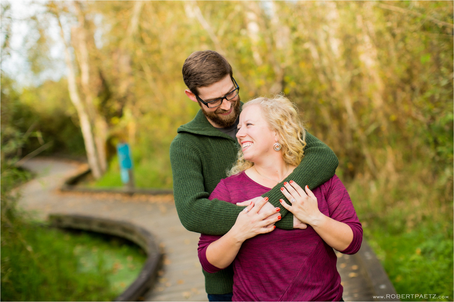 mercer, slough, engagement, photography, photographer, dog, seattle, pnw, fall, session