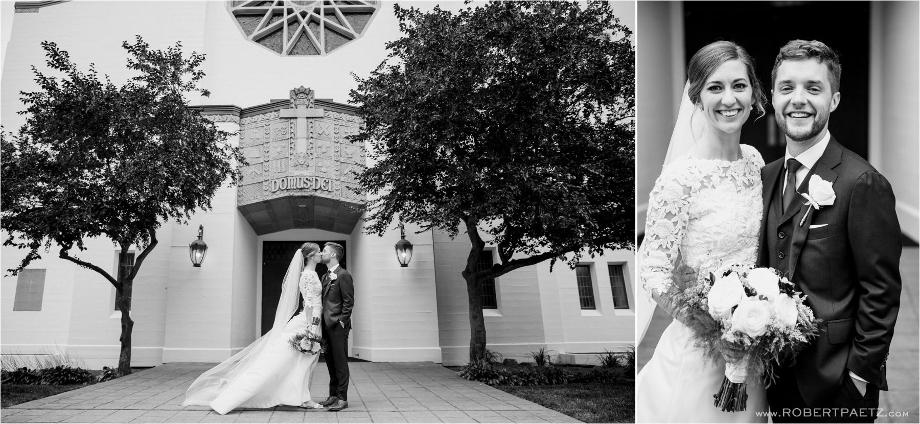 seattle, washington, pnw, wedding, photography, photographer, catholic, saint, joseph, catholic, church, lake, union, cafe, unique, artistic