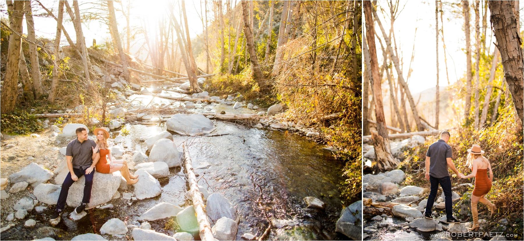 engagement, photography, photographer, los, angeles, mt, mount, baldy, mountain, sunset