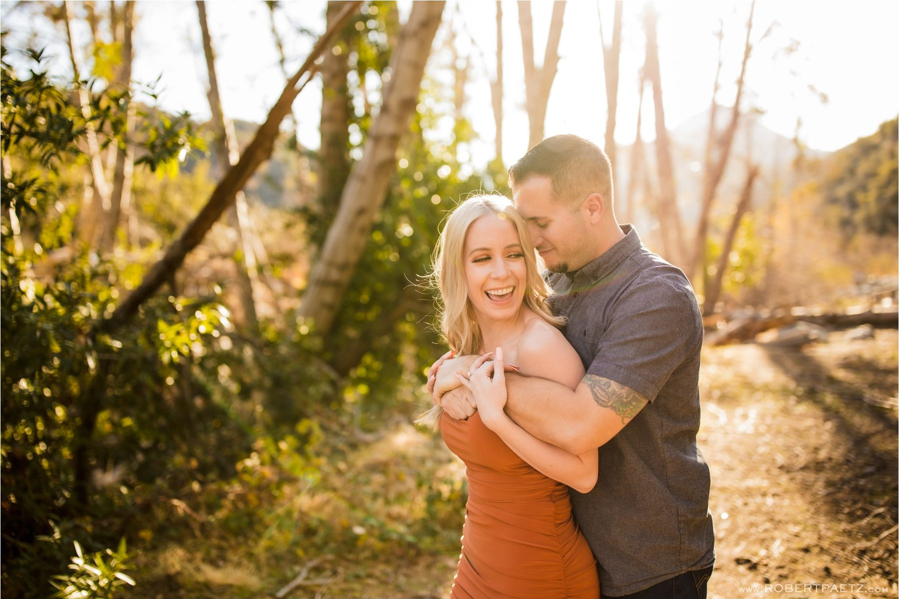 engagement, photography, photographer, los, angeles, mt, mount, baldy, mountain, sunset