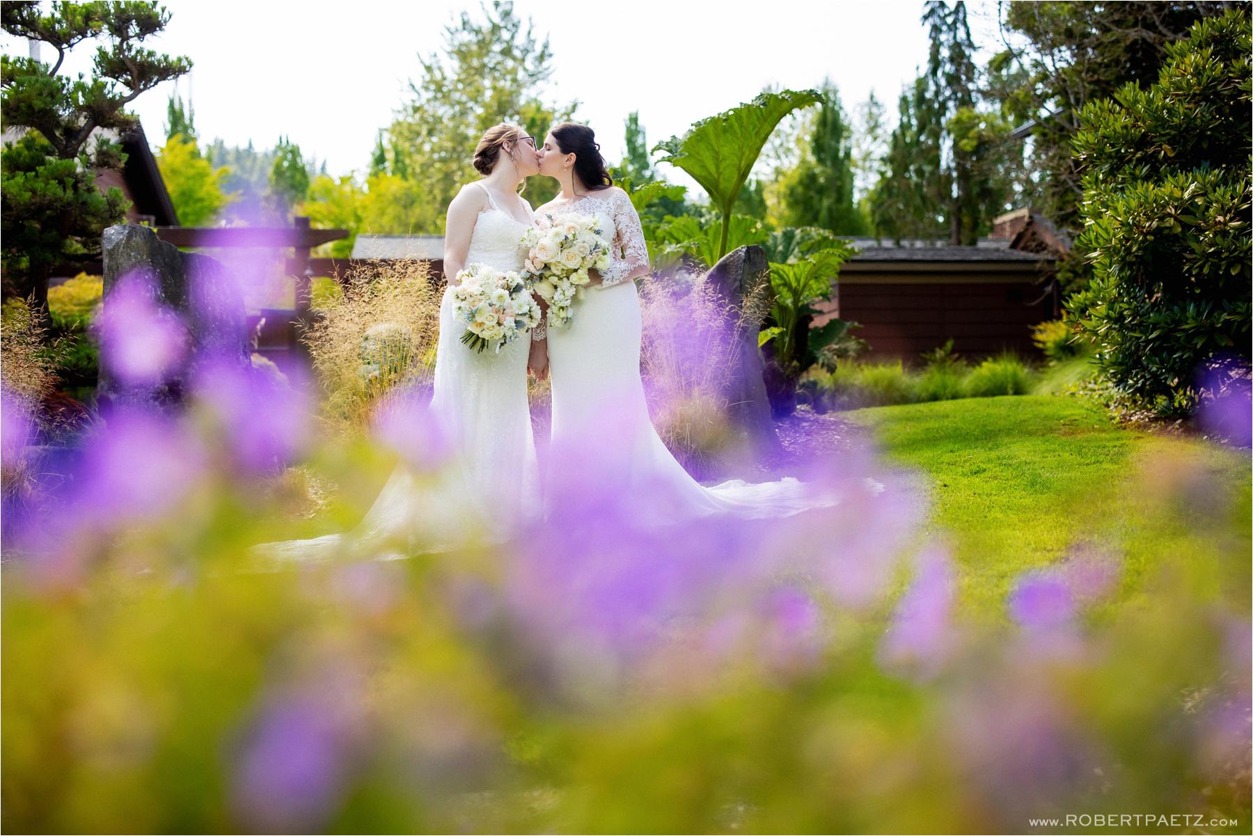 Willows, Lodge, Woodenville, WA, Washington, Same, Sex, Wedding, Photography, Lesbian, Photographer, Seattle, PNW, Destination
